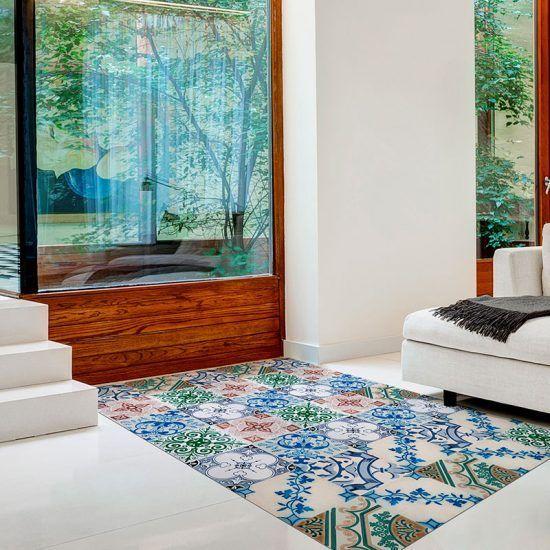 ALfombra Vinílica Kai recibidor