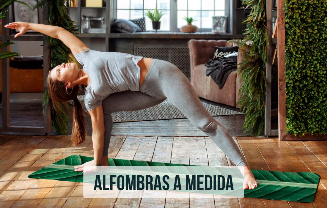 ALFOMBRAS Vinílicas A MEDIDA