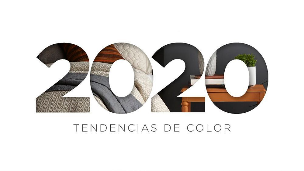 Tendencias Decoración 2020