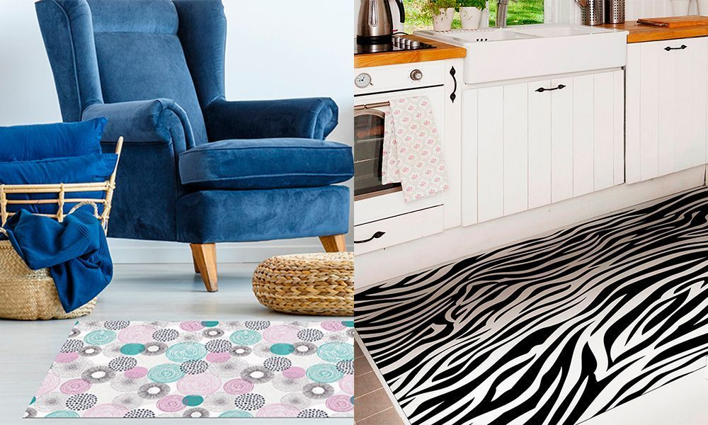 Comprar alfombras de vinilo a medida