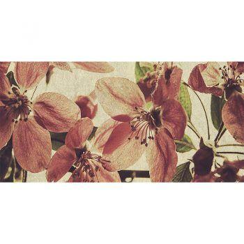 Alfombra vinílica Floral Isues