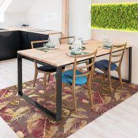 Comedor alfombra vinílica laguria