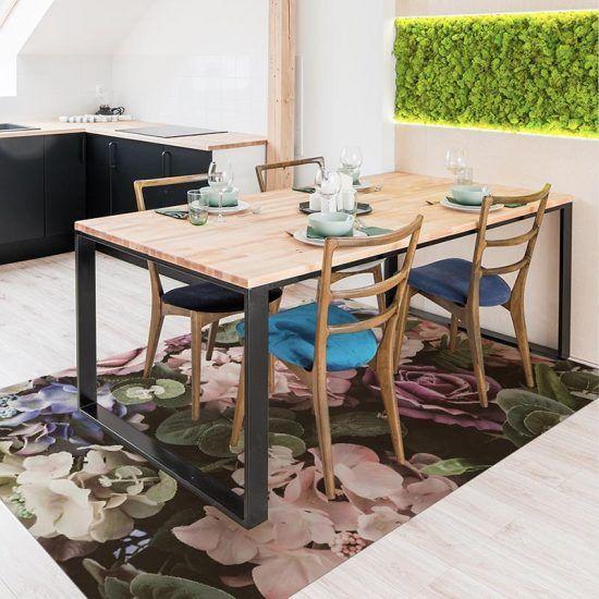 Comedor alfombra vinílica Liria