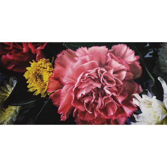 alfombra Vinílica Floral Swedin 97 x 48 cm