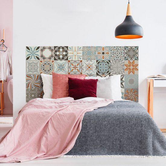 Dormitorio cabecero de cama Loures 160 x 80 cm