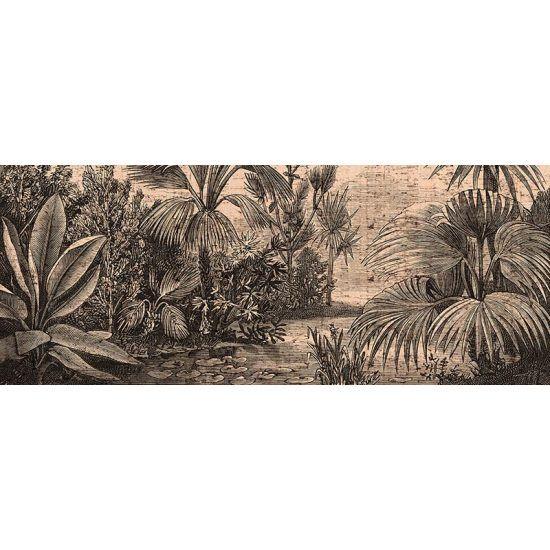 Cabecero de cama de vinilo Sceney 200 x 80 cm