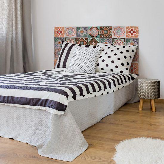 Dormitorio cabecero de cama Liliana 135 x 80 cm