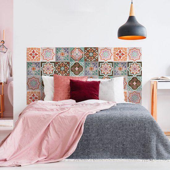 Dormitorio cabecero de cama Liliana 160 x 80 cm