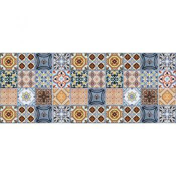 Cabecero de cama de vinilo Tareyja 200 x 80 cm