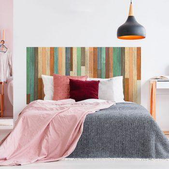 Dormitorio cabecero de cama Summer Woods 160 x 80 cm