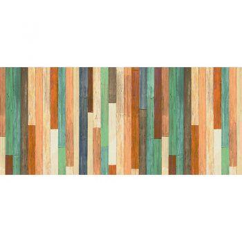 Cabecero de cama de vinilo Summer woods 200 x 80 cm
