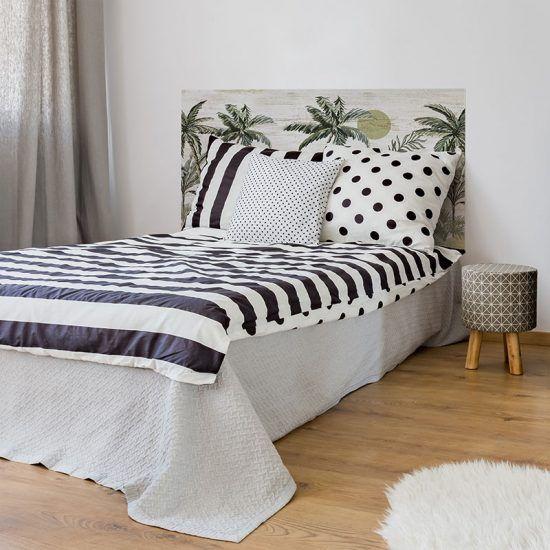 Dormitorio cabecero de cama Paradise 135 x 80 cm