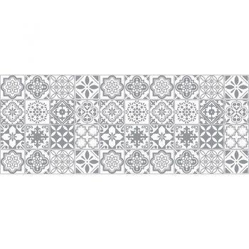 Cabecero de cama de vinilo Tina 200 x 80 cm
