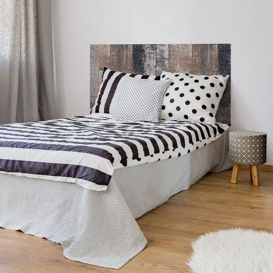 Dormitorio cabecero de cama Flex 135 x 80 cm