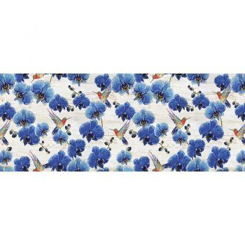 Cabecero de cama de vinilo Birds 200 x 80 cm