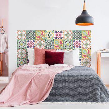 Dormitorio cabecero de cama Viseu 160 x 80 cm
