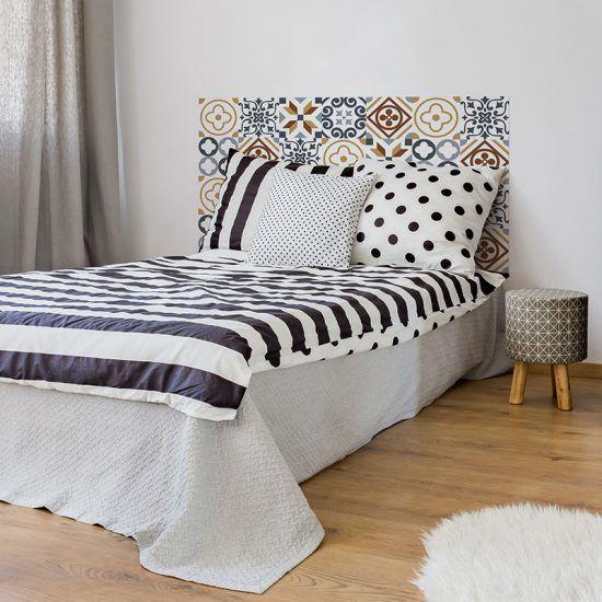 Dormitorio cabecero de cama Ponta 135 x 80 cm