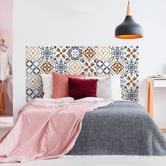 Dormitorio cabecero de cama Ponta 160 x 80 cm