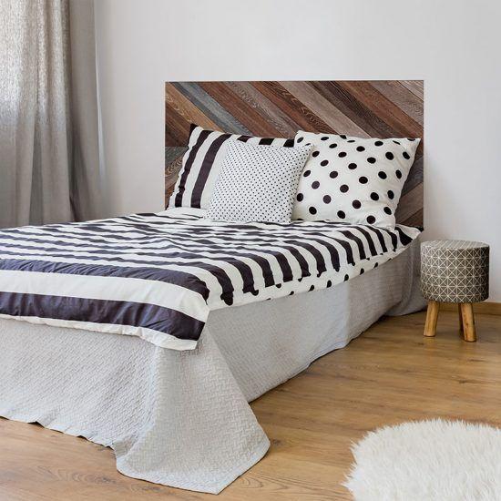 Dormitorio cabecero de cama Tayo 135 x 80 cm