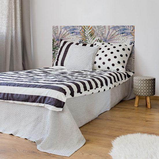 Dormitorio cabecero de cama Lindsey 135 x 80 cm