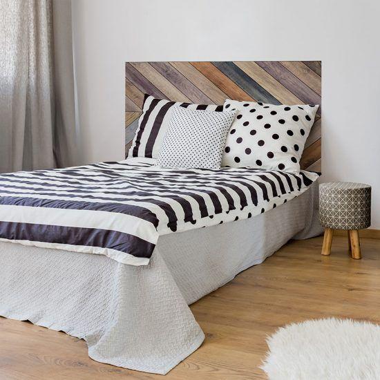 Dormitorio cabecero de cama Sideny 135 x 80 cm