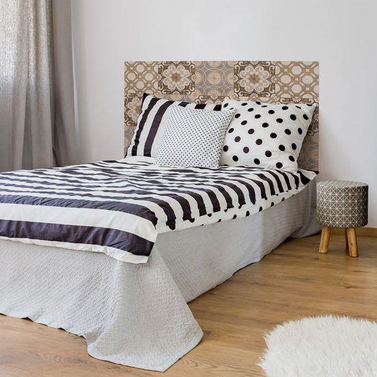 Dormitorio cabecero de cama Dawn 135 x 80 cm