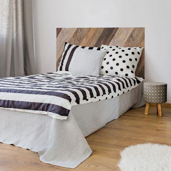 Dormitorio cabecero de cama Scorp 135 x 80 cm