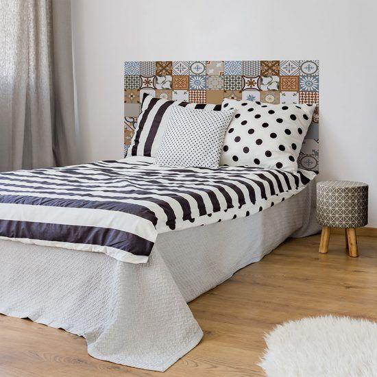 Dormitorio cabecero de cama Manley 135 x 80 cm