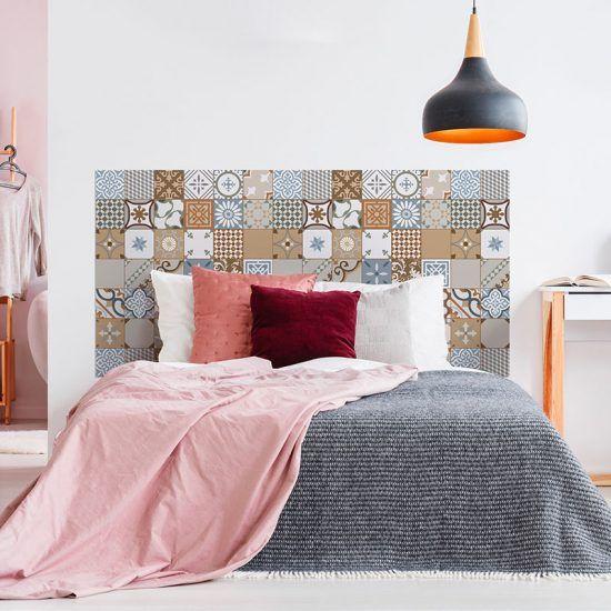 Dormitorio cabecero de cama Manley 160 x 80 cm