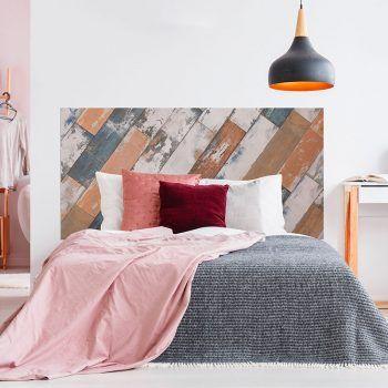 Dormitorio cabecero de cama Niza 160 x 80 cm