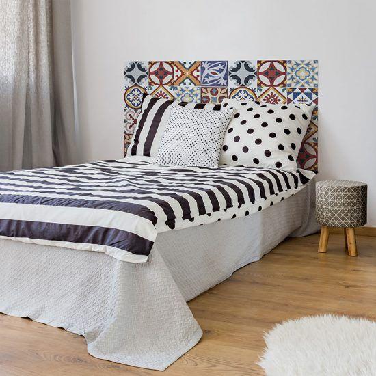Dormitorio cabecero de cama Adelaide 135 x 80 cm