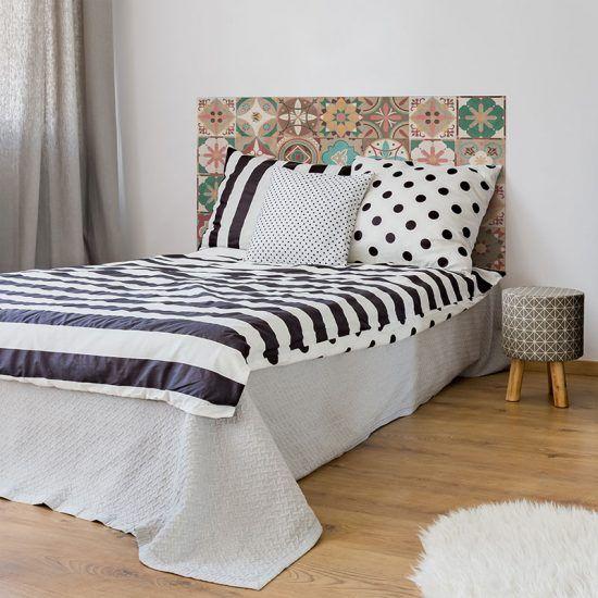 Dormitorio cabecero de cama Melian 135 x 80 cm