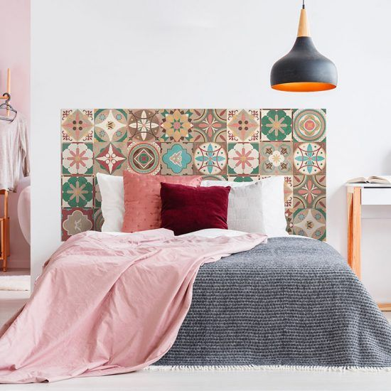 Dormitorio cabecero de cama Melian 160 x 80 cm