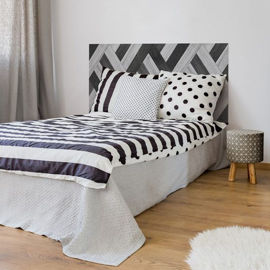 Dormitorio cabecero de cama Morey 135 x 80 cm