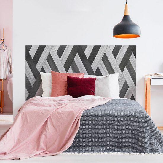 Dormitorio cabecero de cama Morey 160 x 80 cm