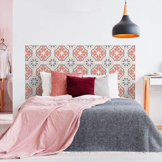 Dormitorio cabecero de cama Niseu 160 x 80 cm