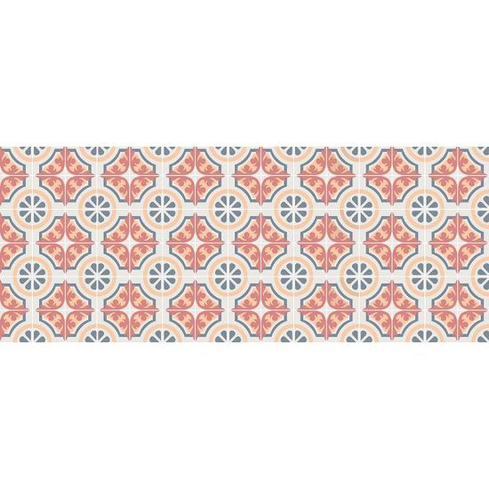 Cabecero de cama de vinilo Niseu 200 x 80 cm