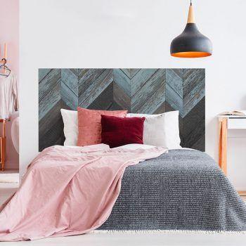 Dormitorio cabecero de cama Espiga 160 x 80 cm