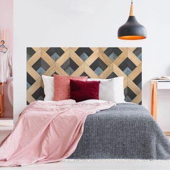 Dormitorio cabecero de cama Elin 160 x 80 cm