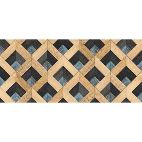 Cabecero de cama de vinilo Elin 200 x 80 cm