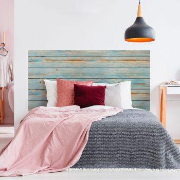 Cabecero de cama de vinilo Longue cama de matrimonio