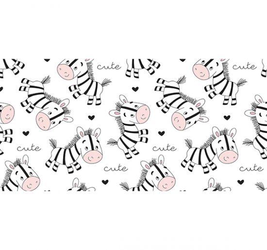 alfombra vinílica infantil Cebras Outlet 97x48