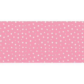 alfombra vinílica infantil Polka Dots Outlet 97x48