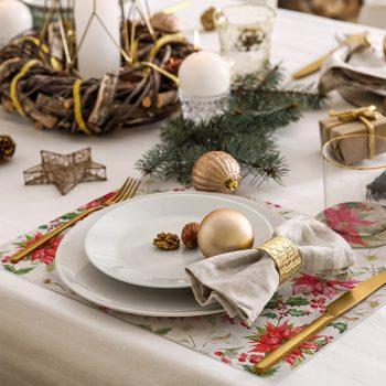 pack manteles y posavasos Sweety detalle mesa
