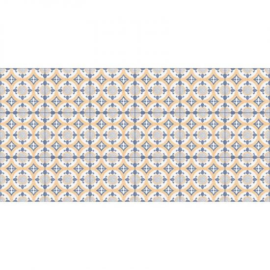 Alfombra en vinilo Hidráulica Noor -97x48