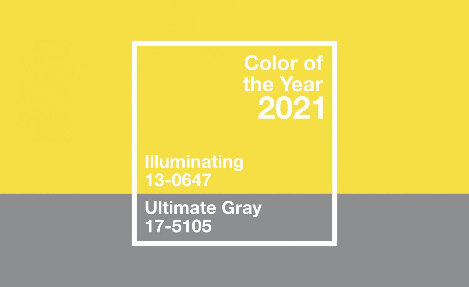 Nuevo color pantone 2021