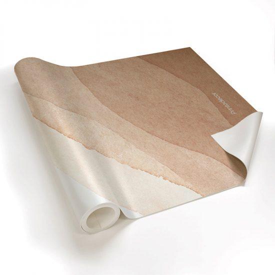 Yoga mat acuarela sol detalle material