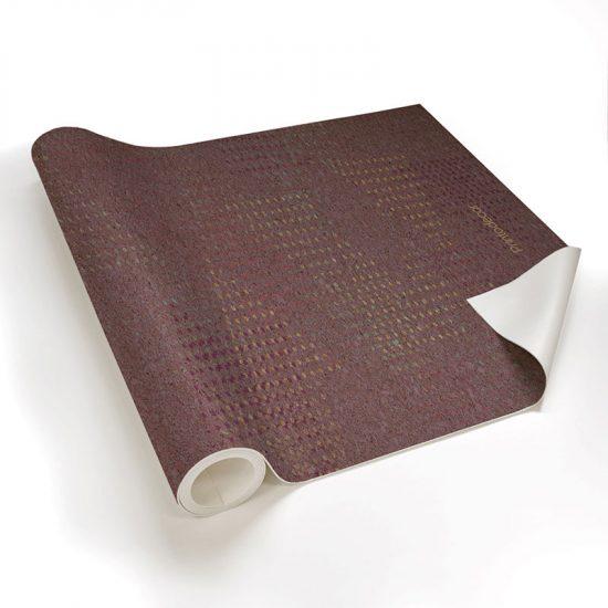 Yoga mat Strix lila detalle material