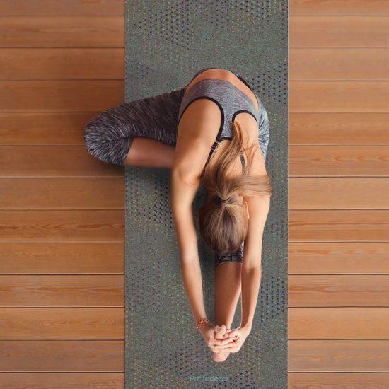 Yoga mat Strix gris clase de yoga