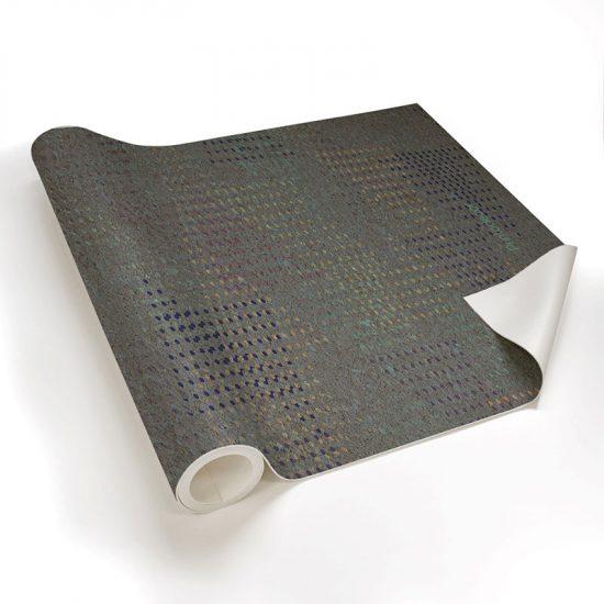 Yoga mat Strix gris detalle material